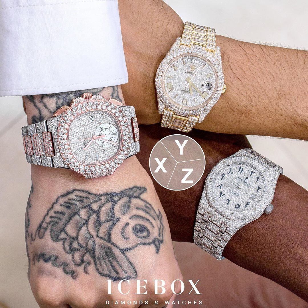 Icebox Diamonds & Watches