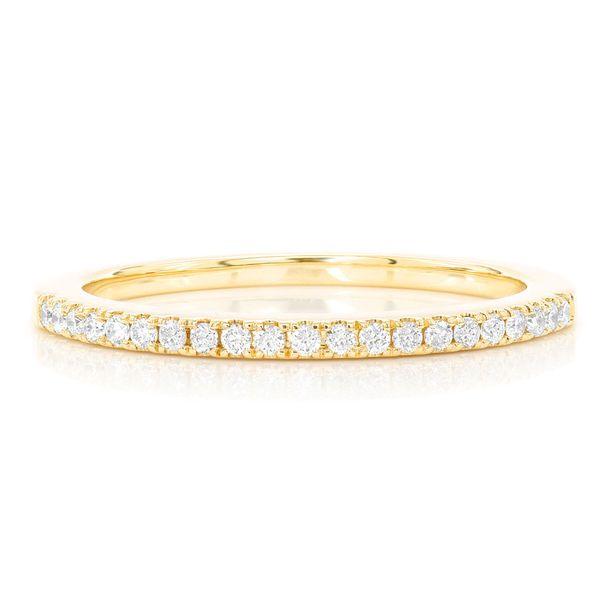 Single Row Diamond Ring 14K   0.25ctw