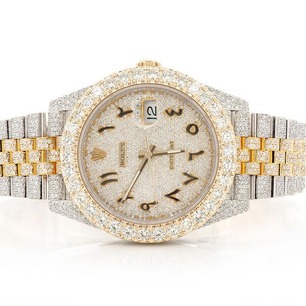 Pre-owned  Datejust 41MM  18K/SS  16.46ctw