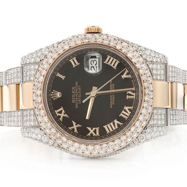 Rolex Datejust 2 12.93ctw 18K/SS