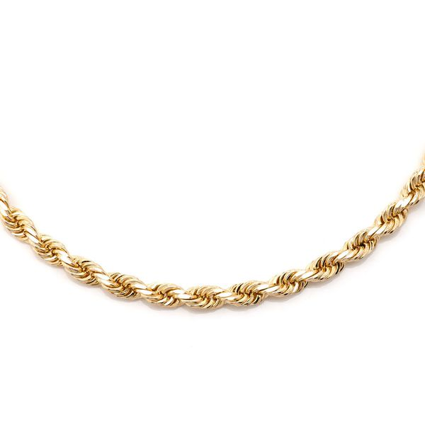3.5mm Rope 14K   Chain