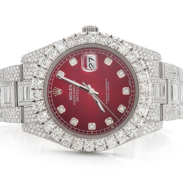Rolex Datejust 2 24.88ctw SS