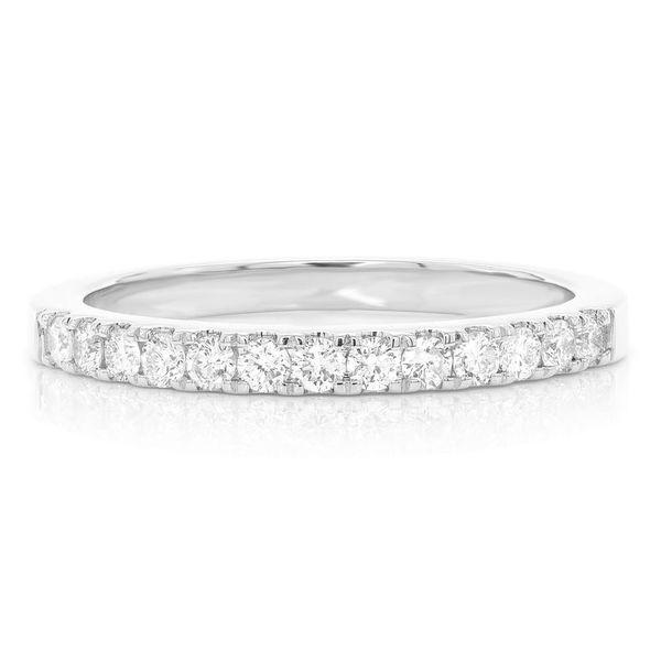 Single Row Diamond Ring 14K   0.33ctw