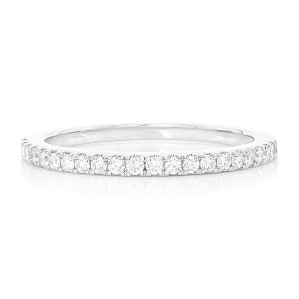 Single Row Diamond Ring 14K   0.16ctw