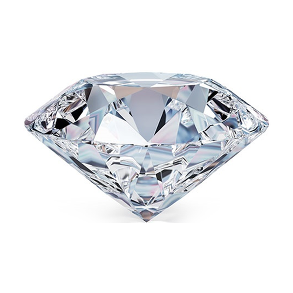 Round Diamond 109893659 - D Color - Vs1