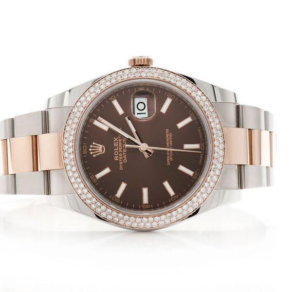 Rolex Datejust 1.94ctw 18K/SS