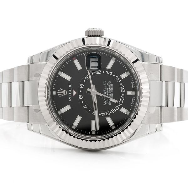 Pre-owned  Sky-Dweller 42MM  SS