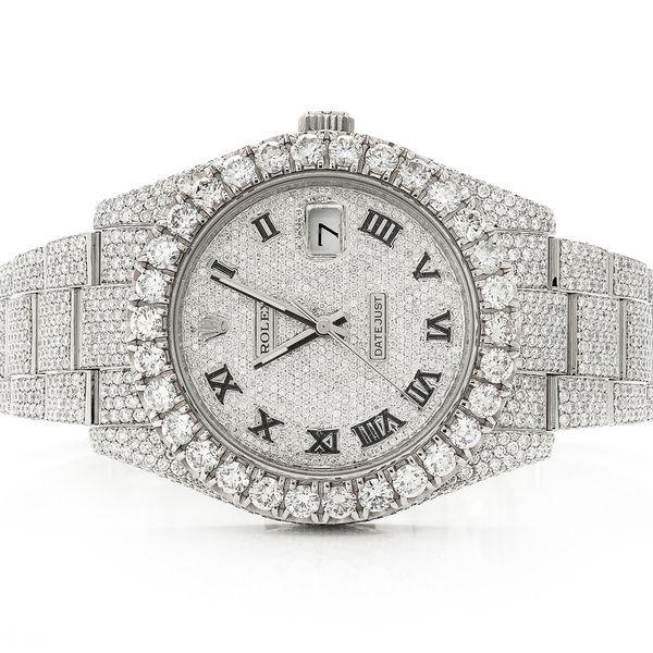 Rolex Datejust 2 25.81ctw SS