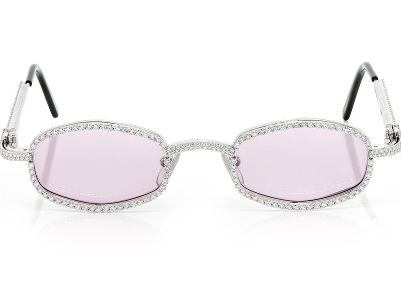 Cartier Glasses 14K 7.50ctw