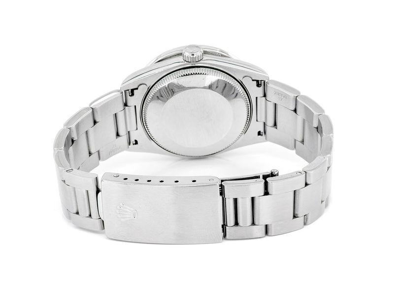 Rolex Datejust 1.53ctw Steel