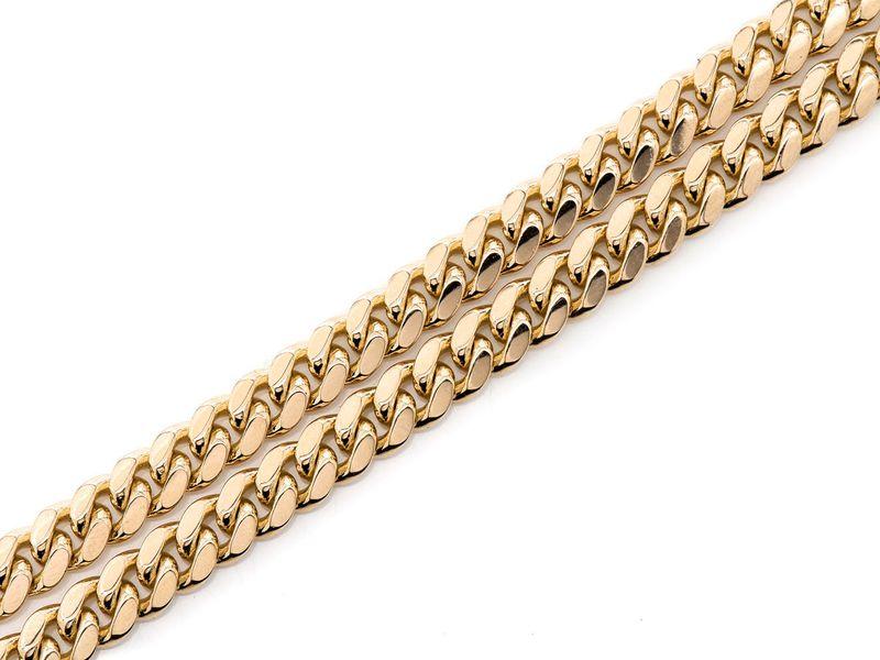 6mm Miami Cuban 14K   Chain
