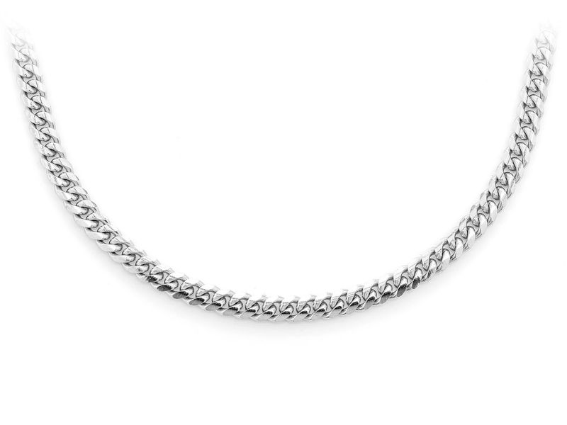 3.5mm Miami Cuban 14K   Chain
