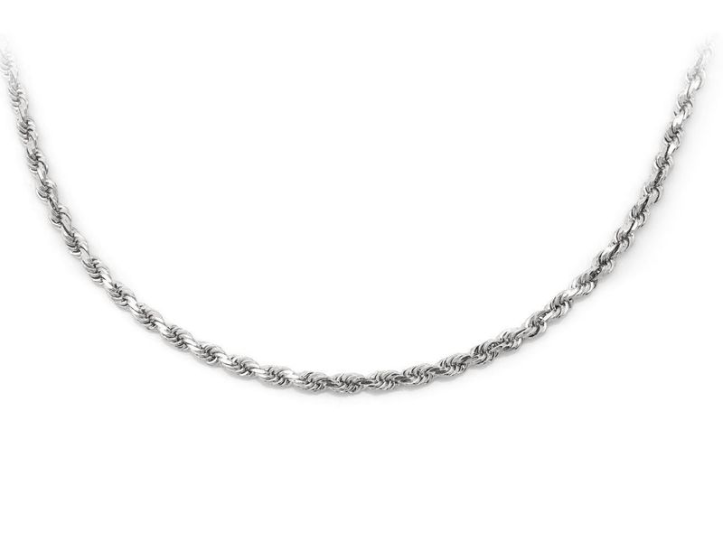 2mm Rope 14K   Chain