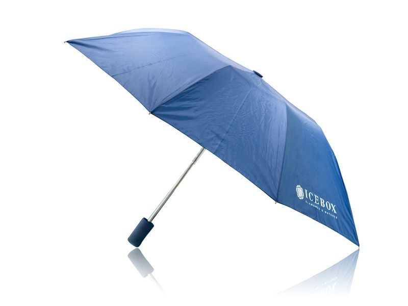 Icebox Steel   Umbrella