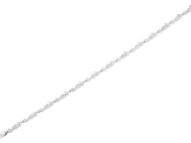 Sea Horse Jules Bracelet 14K   1.34ctw