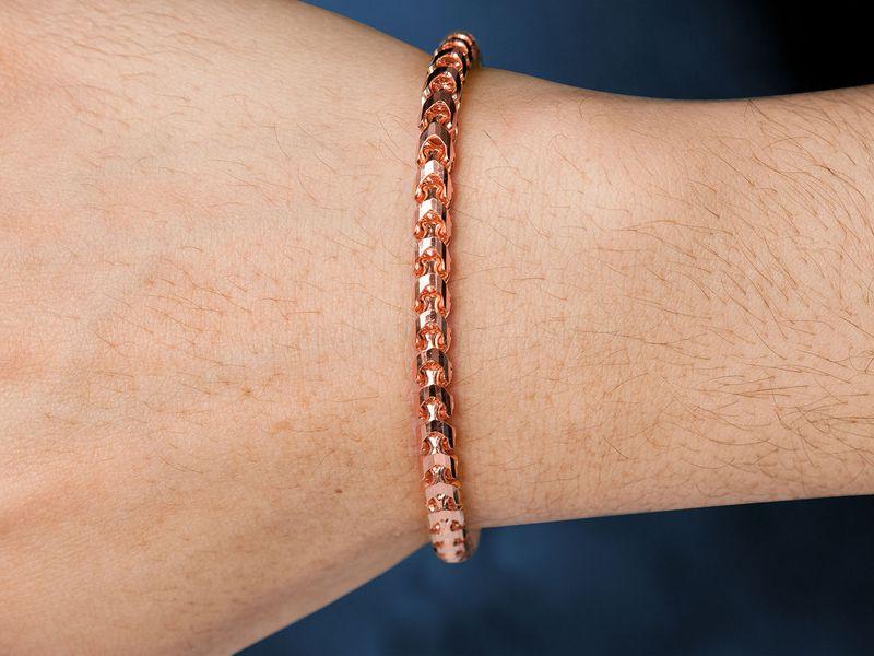 5mm Franco 14K   Bracelet