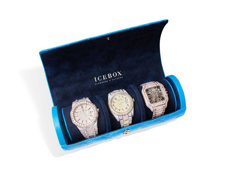 Icebox 3  Watch Case
