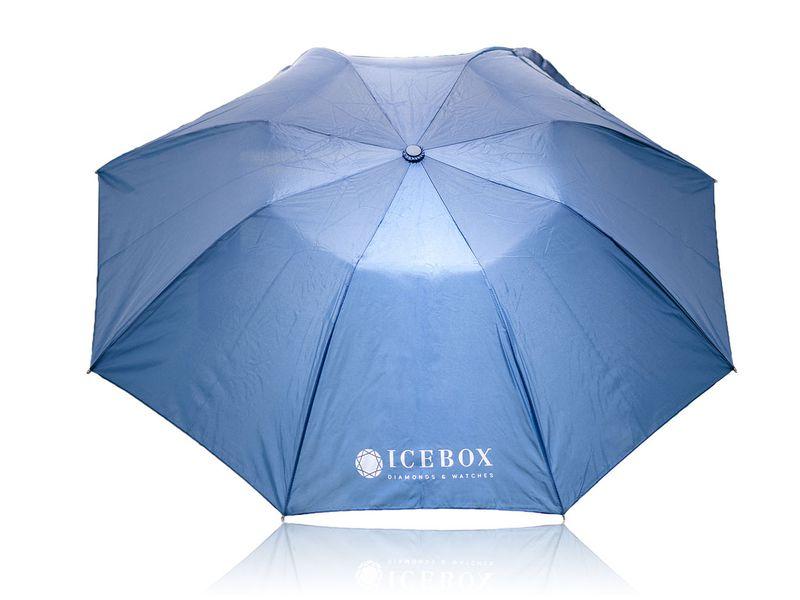 Icebox Blue Umbrella