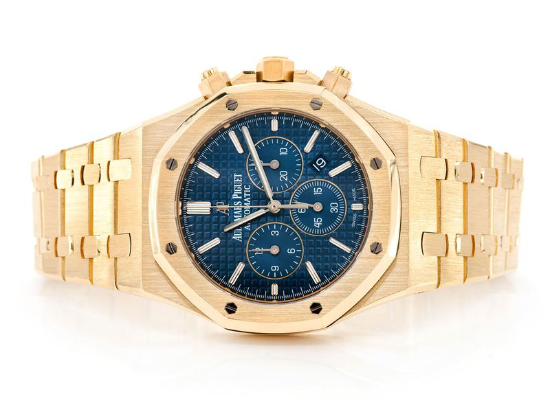 Audemars Piguet Royal Oak Plain 18K