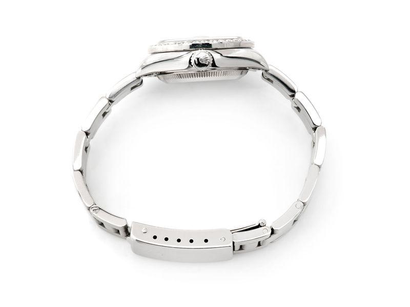 Rolex Datejust 0.99ctw Steel