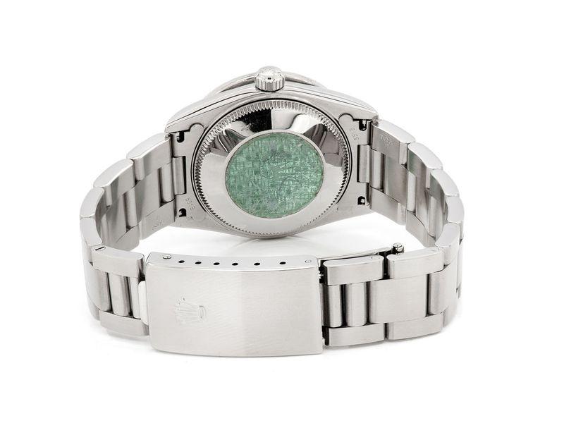 Rolex Datejust 0.94ctw SS
