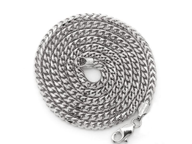 3mm Franco 14K   Chain