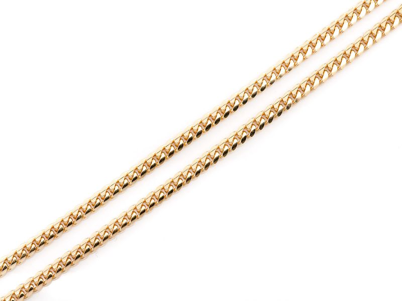 3.25mm Miami Cuban 14K   Bracelet