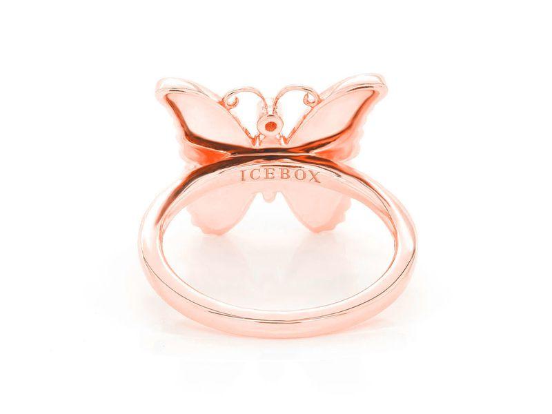Butterfly Ring 14K   0.40ctw