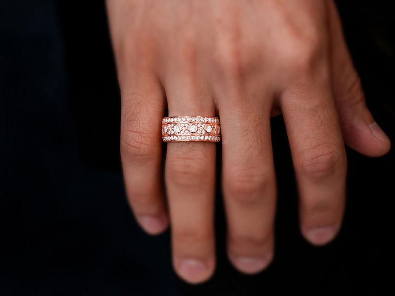 Signature Ring 14K   1.40ctw