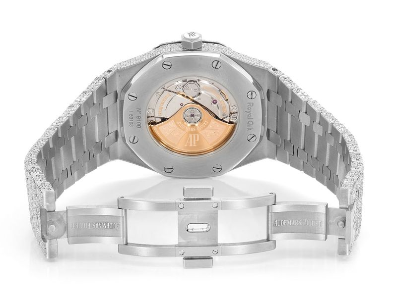 Audemars Piguet Royal Oak Stainless  24.24ctw