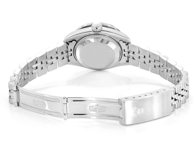 Rolex Datejust Steel  1.12ctw