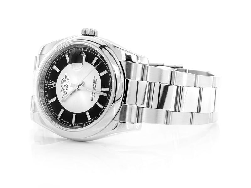 Pre-owned  Datejust 36mm  Stainless