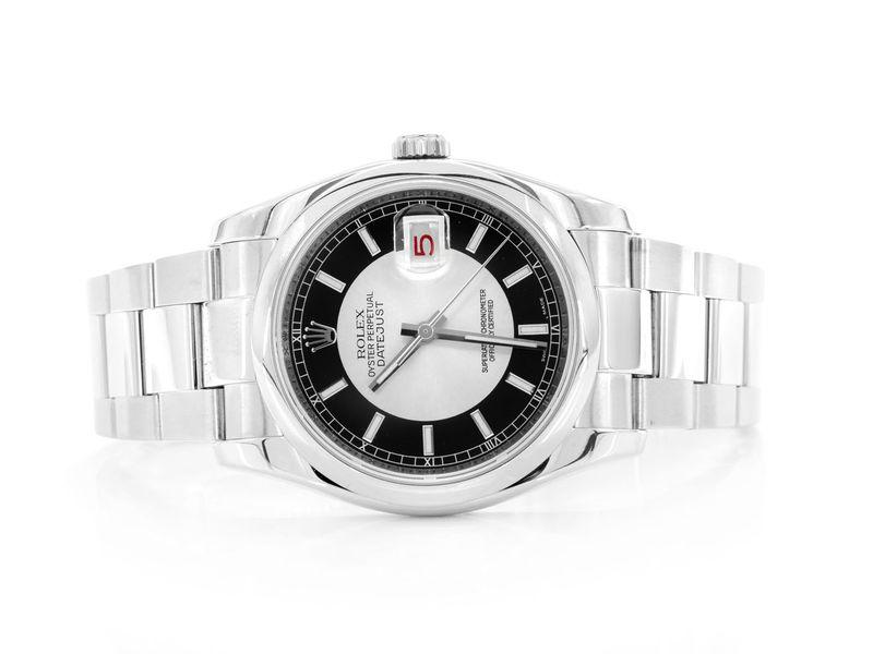 Rolex Datejust Plain Steel