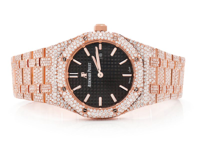 Audemars Piguet Ladies Royal Oak 18K