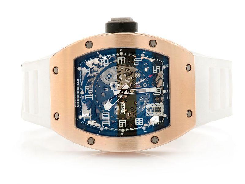 Richard Mille RM010 18K