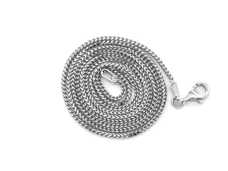 1.25mm Franco 14K   Chain