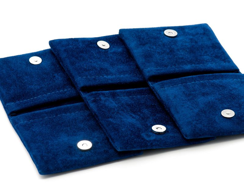 3  Icebox Small Pouches