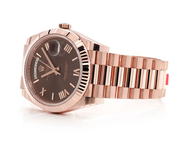 Pre-owned Rolex Day-Date 40MM 18K