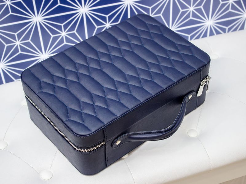 World Travelers Jewelry Case