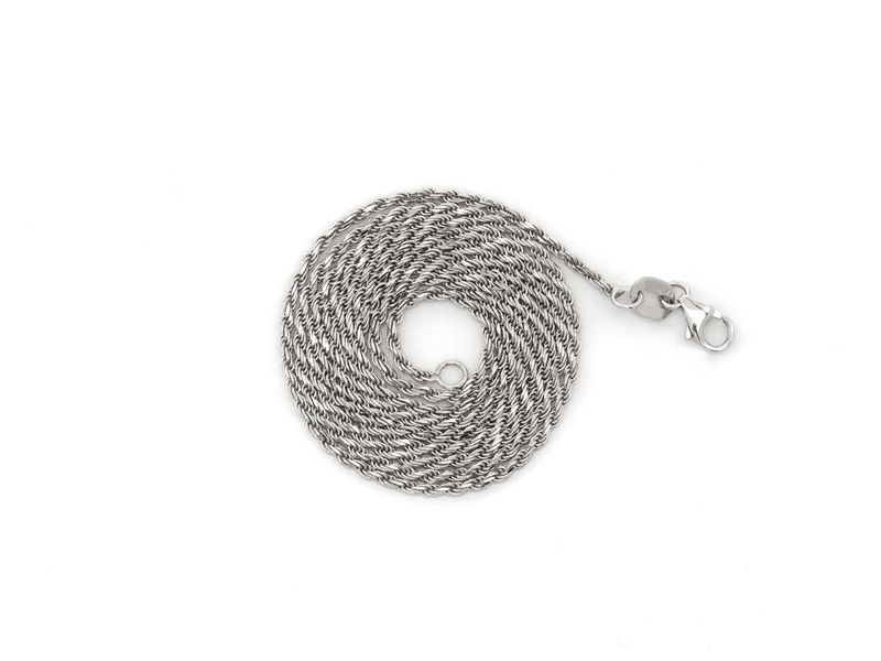 1.5mm Rope 14K   Chain
