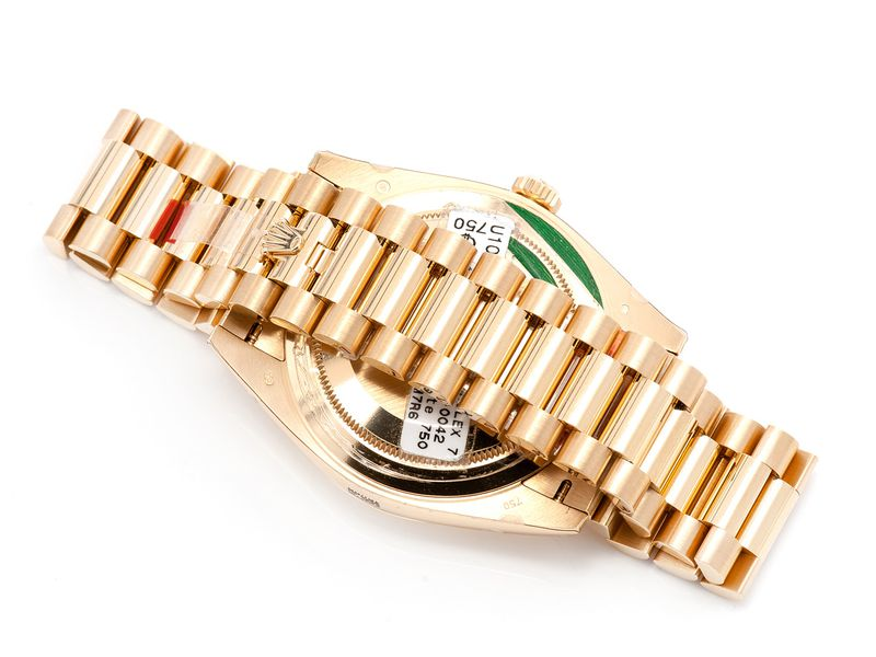 Rolex Day-Date Plain 18K