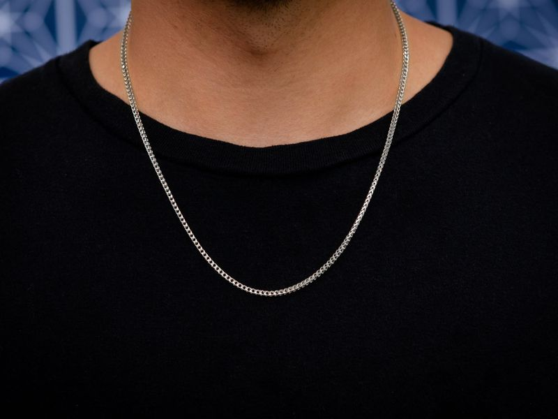 2mm Franco 14K   Chain